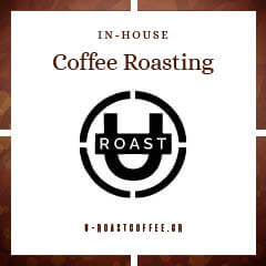 Logo In House Coffee Roasting